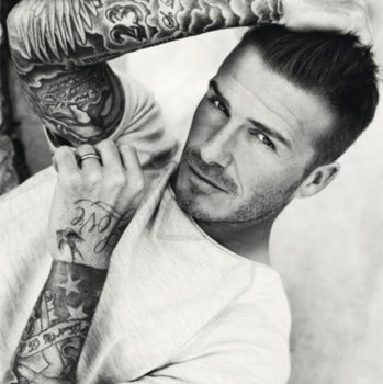 les-tatouages-de-david-beckham