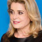actrice Catherine_Deneuve blonde