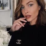 rouge à lèvres marron