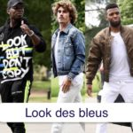 Look des bleus
