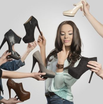 chaussures de la rentrée