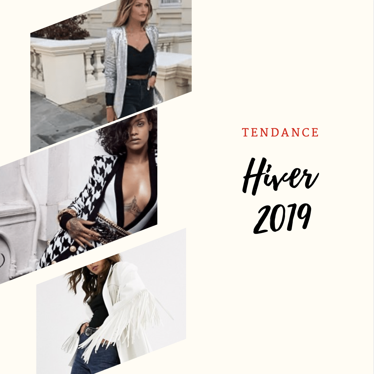 Tendance Hiver 2019 by Tiziri